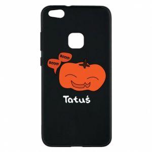 Phone case for Huawei P10 Lite Pumpkin. Daddy