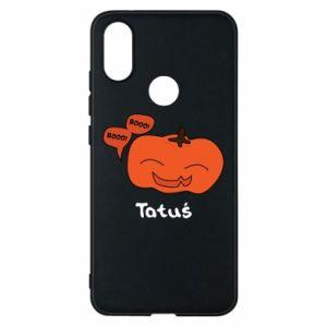 Phone case for Xiaomi Mi A2 Pumpkin. Daddy