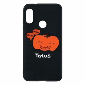 Phone case for Mi A2 Lite Pumpkin. Daddy
