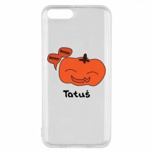 Phone case for Xiaomi Mi6 Pumpkin. Daddy
