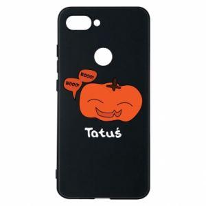 Phone case for Xiaomi Mi8 Lite Pumpkin. Daddy