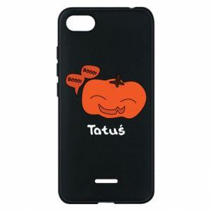 Phone case for Xiaomi Redmi 6A Pumpkin. Daddy