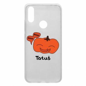 Phone case for Xiaomi Redmi 7 Pumpkin. Daddy