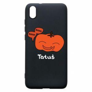 Phone case for Xiaomi Redmi 7A Pumpkin. Daddy