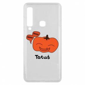 Phone case for Samsung A9 2018 Pumpkin. Daddy