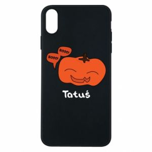 Phone case for iPhone Xs Max Pumpkin. Daddy