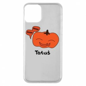 Phone case for iPhone 11 Pumpkin. Daddy