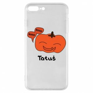 Phone case for iPhone 7 Plus Pumpkin. Daddy