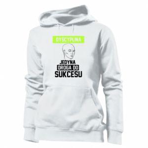 Women's hoodies Discipline