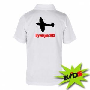 Children's Polo shirts Division 303 - PrintSalon
