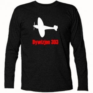 Long Sleeve T-shirt Division 303 - PrintSalon