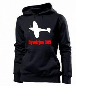 Women's hoodies Division 303 - PrintSalon