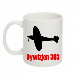 Mug 330ml Division 303 - PrintSalon