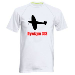 Męska koszulka sportowa Dywizjon 303