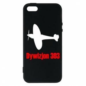 Phone case for iPhone 5/5S/SE Division 303 - PrintSalon