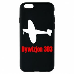Phone case for iPhone 6/6S Division 303