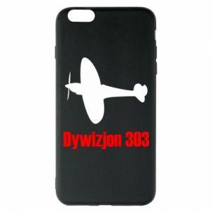 Phone case for iPhone 6 Plus/6S Plus Division 303 - PrintSalon