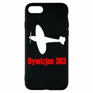 Phone case for iPhone 7 Division 303 - PrintSalon