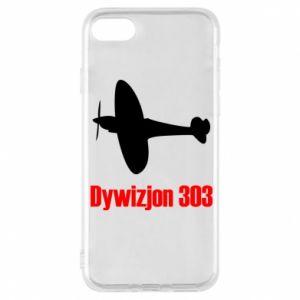 Phone case for iPhone 8 Division 303 - PrintSalon