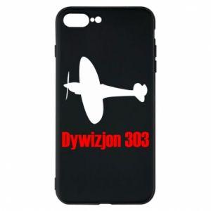 Phone case for iPhone 8 Plus Division 303 - PrintSalon