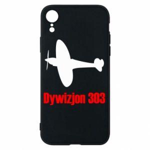 Phone case for iPhone XR Division 303 - PrintSalon