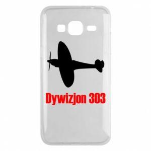 Phone case for Samsung J3 2016 Division 303 - PrintSalon