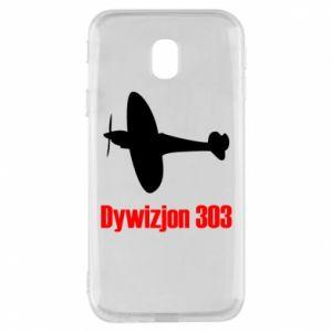 Phone case for Samsung J3 2017 Division 303 - PrintSalon