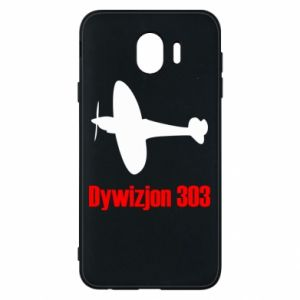 Phone case for Samsung J4 Division 303 - PrintSalon