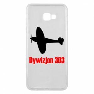 Phone case for Samsung J4 Plus 2018 Division 303 - PrintSalon