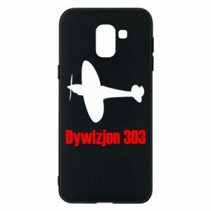 Phone case for Samsung J6 Division 303 - PrintSalon