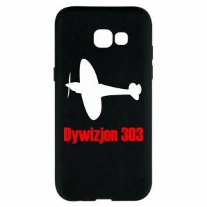 Phone case for Samsung A5 2017 Division 303 - PrintSalon