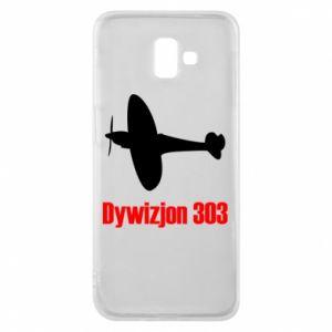 Phone case for Samsung J6 Plus 2018 Division 303 - PrintSalon