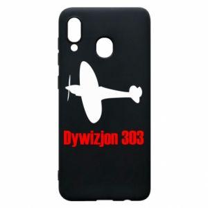 Phone case for Samsung A30 Division 303 - PrintSalon
