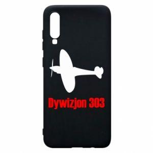 Phone case for Samsung A70 Division 303 - PrintSalon