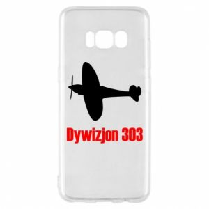 Phone case for Samsung S8 Division 303 - PrintSalon