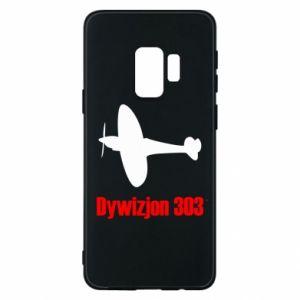 Phone case for Samsung S9 Division 303 - PrintSalon