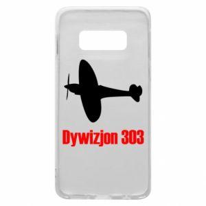Phone case for Samsung S10e Division 303 - PrintSalon