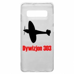 Phone case for Samsung S10+ Division 303 - PrintSalon