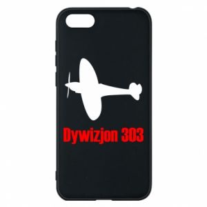 Phone case for Huawei Y5 2018 Division 303 - PrintSalon