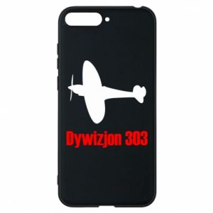 Phone case for Huawei Y6 2018 Division 303 - PrintSalon