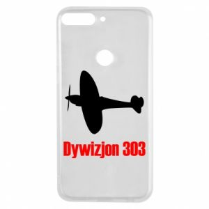 Phone case for Huawei Y7 Prime 2018 Division 303