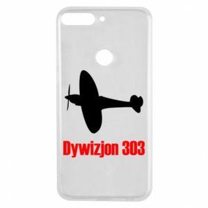 Phone case for Huawei Y7 Prime 2018 Division 303 - PrintSalon