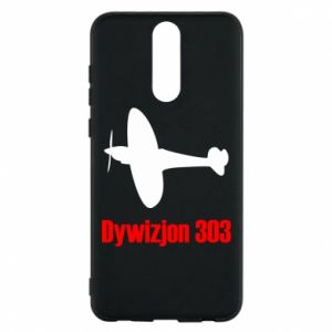 Phone case for Huawei Mate 10 Lite Division 303 - PrintSalon