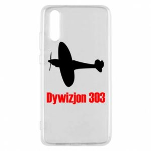 Phone case for Huawei P20 Division 303 - PrintSalon