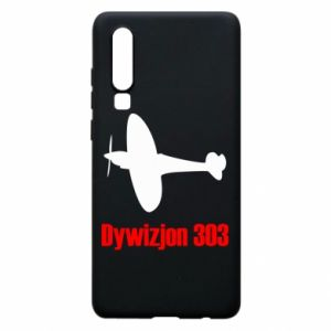 Phone case for Huawei P30 Division 303 - PrintSalon