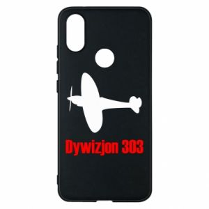 Phone case for Xiaomi Mi A2 Division 303 - PrintSalon