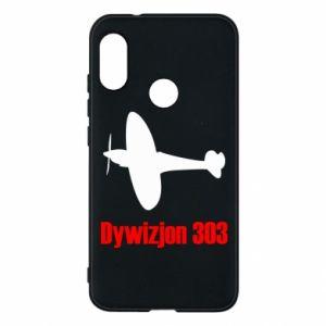 Phone case for Mi A2 Lite Division 303 - PrintSalon
