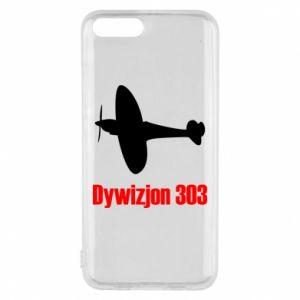 Phone case for Xiaomi Mi6 Division 303 - PrintSalon
