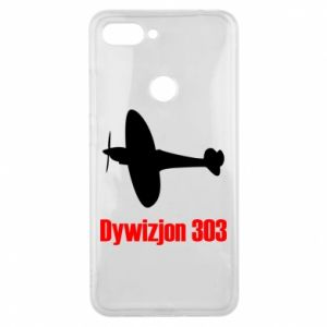 Phone case for Xiaomi Mi8 Lite Division 303