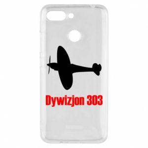 Phone case for Xiaomi Redmi 6 Division 303 - PrintSalon